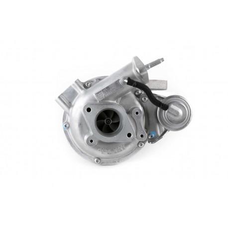 Turbo pour Nissan Navara 2.5 DI 133 CV