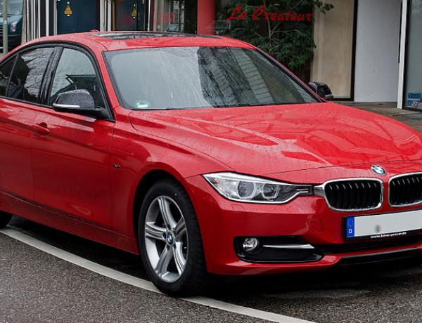 320d BMW