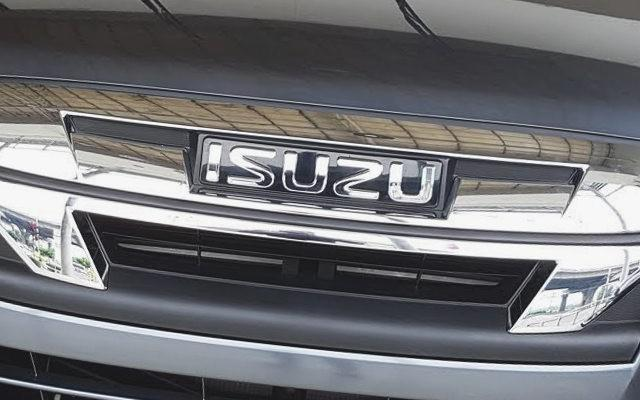 Turbo ISUZU